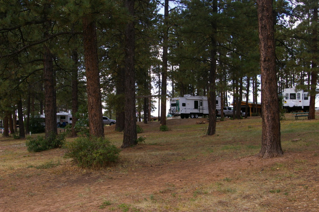 RV Park - Echo Basin Resort