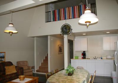 Deluxe Cabin Layout - Loft